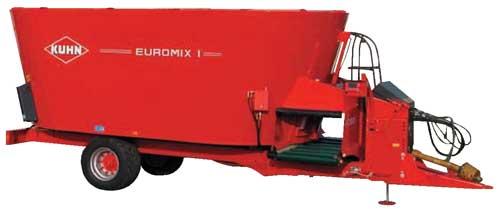 Смеситель-кормораздатчик (Euromix I)