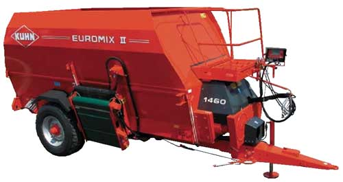 Смеситель-кормораздатчик (Euromix II)