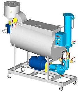 Агрегат энергоресурсосберегающий кормоприготовительный (ЭРА-К)