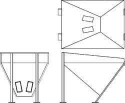 Бункер приемный (ВС-07)