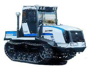 Трактор сельскохозяйственный  (Т-404)