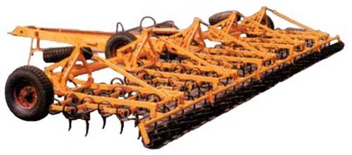 Культиватор комбинированный широкозахватный (ККШ-11,3AМ)