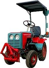 Мини-трактор (КМЗ-012)