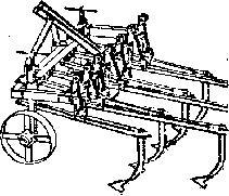 Культиватор универсальный навесной (КУН-1,6)