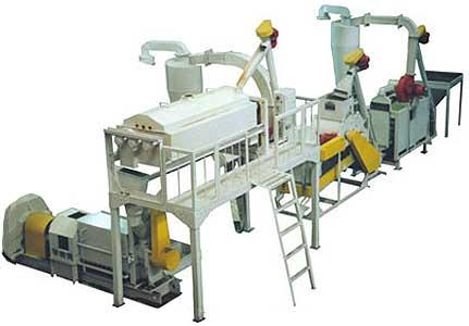 Линия по производству подсолнечного масла (ЛМ-1)