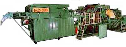 Машина хмелеуборочная стационарная (МХ-300)