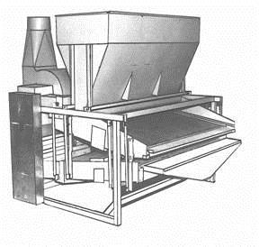 Машина первичной очистки зерна (МЗС-5 (10, 25))