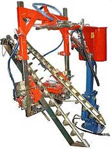 Машина для подвязки лозы (МПЛ 1-1)