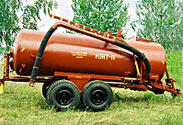 Машина для внесения жидких органических удобрений (МЖТ)