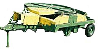 Оборачиватель лент льна (ОД-1)