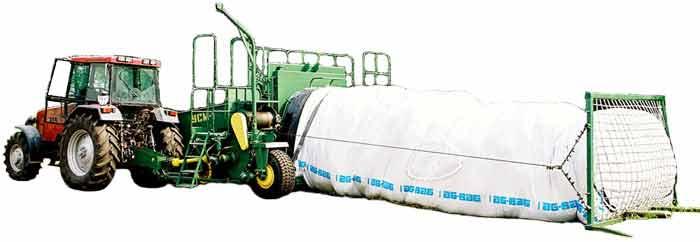 Упаковщик сенажно-силосной массы в полимерный рукав (УСМ-1)