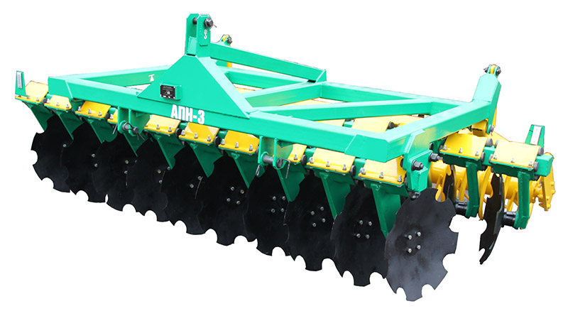 Агрегат почвообрабатывающий (АПН)