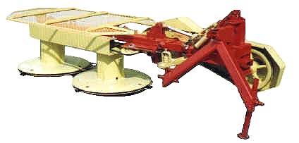 Косилка роторная навесная (КРН-2)