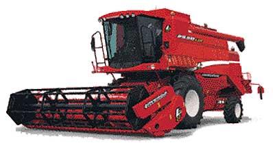 Комбайн зерноуборочный (Laverda LXE)