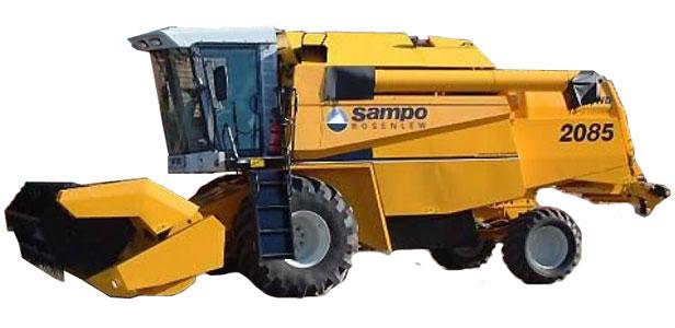 Комбайн зерноуборочный (SR 2000)