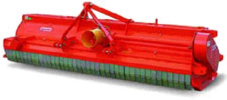 Измельчитель зеленой массы и кукурузоуборочный комбайн универсальный (Maschio MS)
