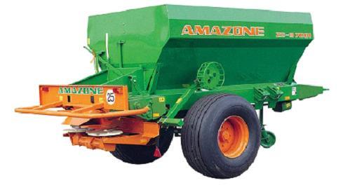 Разбрасыватель удобрений большегрузный (Amazone ZG-B)