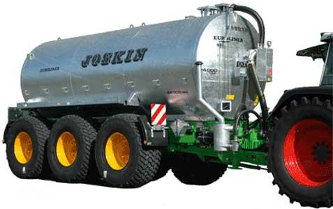 Цистерна для навозной жижи (Euroliner)