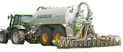 Цистерна для навозной жижи (Komfort 2)