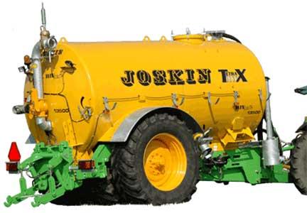 Цистерна для жидкого навоза (TetraX)