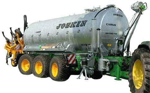Цистерна для навозной жижи (Vacu-Cargo)