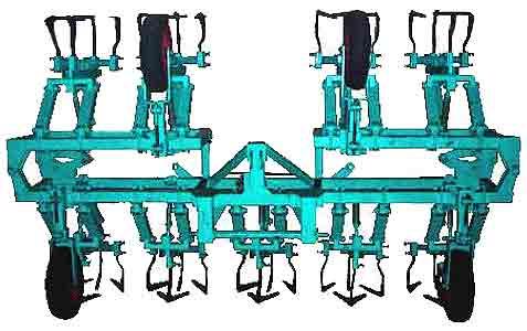 Культиватор рядный навесной (компактно-складывающийся) (КРН-5,6КС)