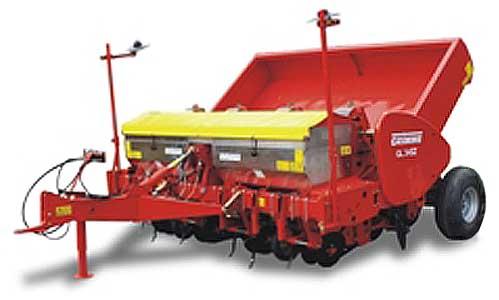 Машина картофелепосадочная (Grimme GL)