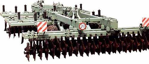Агрегат многооперационный полунавесной (АМП-4Г)