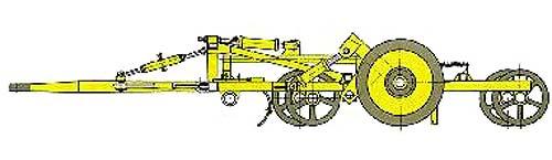 Агрегат комбинированный для предпосевной обработки почвы (РВК-3,0)