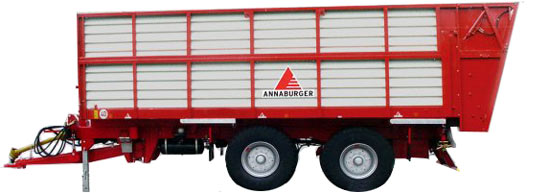Кузов для сенажа (Annaburger)