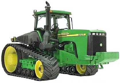 Трактор гусеничный (John Deere 8020T)