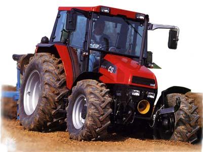Трактор сельскохозяйственный (Case IH CS Compakt)