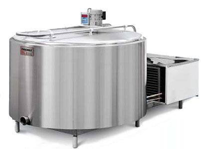 Танк-охладитель молока вертикальный (Frigomilk G4)