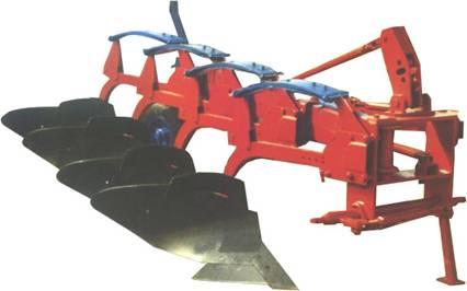 Плуг 3-6-ти корпусной навесной для каменистых почв (ПКМ (ПКМП))