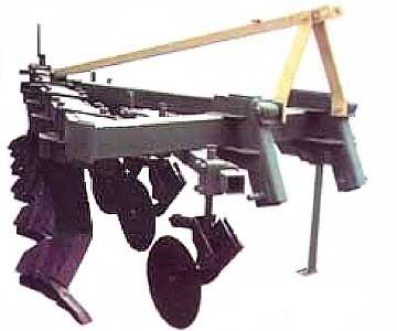 Плуг-рыхлитель (ПРПВ-5(8)-50)