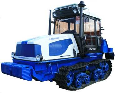 Трактор гусеничный сельскохозяйственный общего назначения (ВТ-150Д)