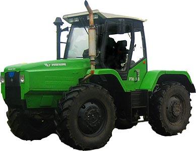 Трактор российский модернизированный (РТ-М-160)