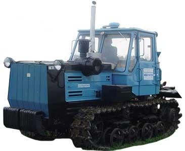 Трактор гусеничный (Т-150-05-09)