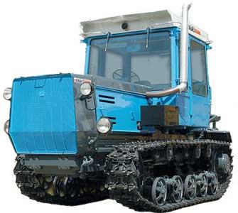 Трактор (ХТЗ-181)