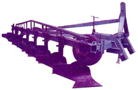 Плуг 8-ми корпусной лемешный навесной (ПЛ-8-35 (01))