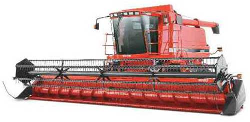 Комбайн зерноуборочный (Case IH AF2300)