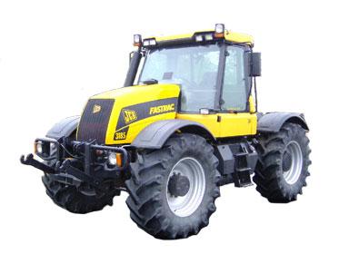 Трактор (Fastrac 3185)