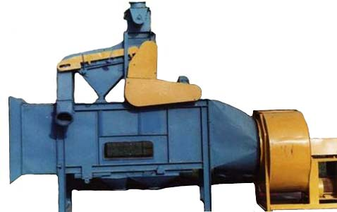 Машина зерноочистительная стационарная (ПОВЗ-50М)
