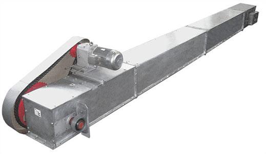 Конвейер с погруженными скребками (КПС(З))