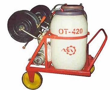 Опрыскиватель тепличный (ОТ-420)