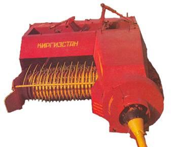Пресс-подборщик тюковый (ПС-531)
