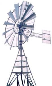 Ветроводоподъемник (ВВ-5Т)