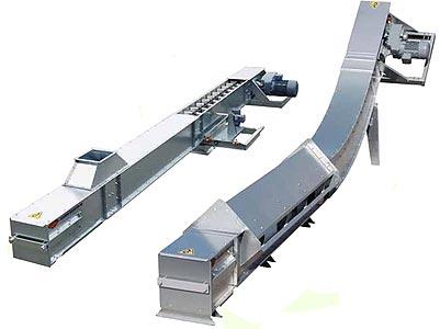 Скребковый конвейер зерна бампер бу на транспортер т5 передний
