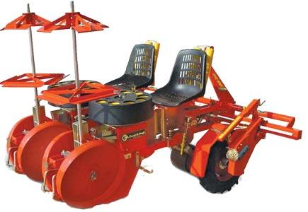 Машина для пересадки саженцев (Trium (Unitrium))