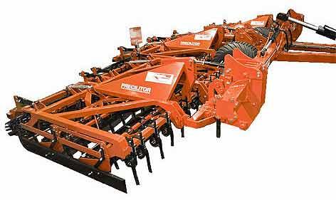 Агрегат для предпосевной обработки почвы (Precilitor)
